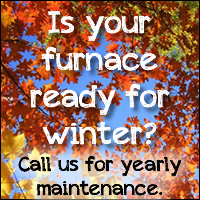 furnace ready for winter
