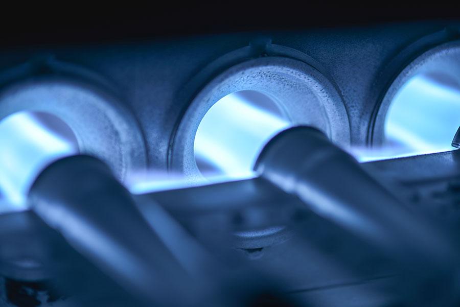heat exchanger furnace